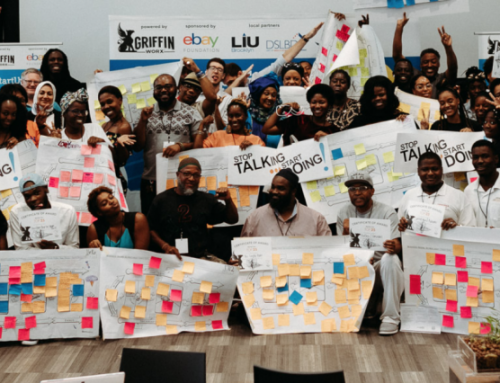 DC eBay StartUp Cup Extreme Build-A-Business Workshop July 27 & 28 at the R.I.S.E Demonstration Center